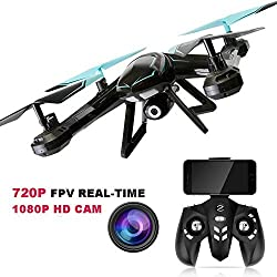 Rabing RC Drone FPV VR Wifi RC Quadcopte Drone With HD 2MP Camera