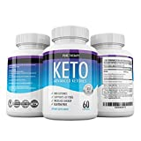 1 Keto Advanced Shark Tank - BHB Supplement for Ketosis Support - 60 Capsulas - 1 Mes de tratamiento