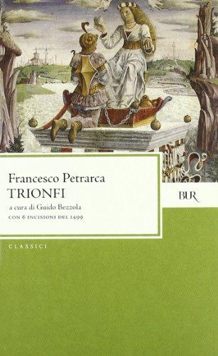 Trionfi (Italian Edition)