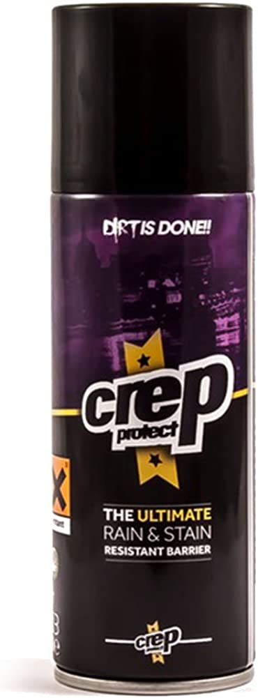 Crep Protect The Art of Spray 5 Oz 200 ML Can Rain Stain Resistant Shoes