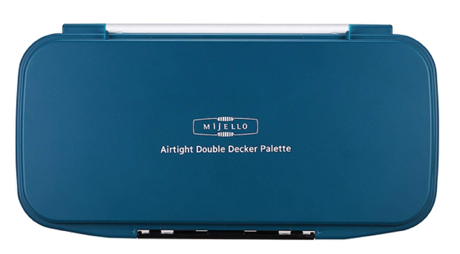 Mijello Airtight Double Decker Leakproof Watercolor Palette 30 Wells