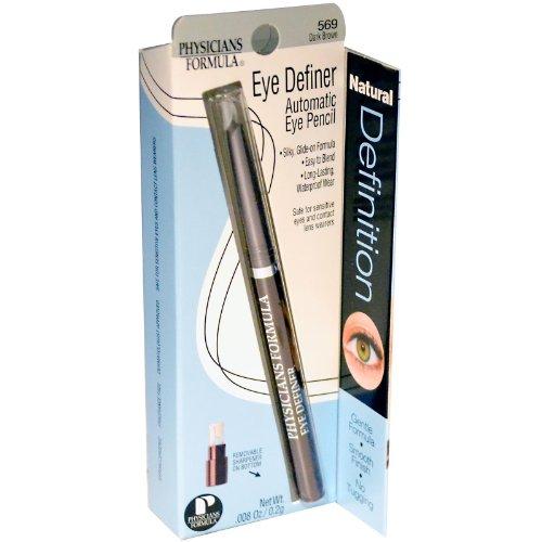 Physicians Formula Eye Definer Automatic Eye Pencil, Dark Br