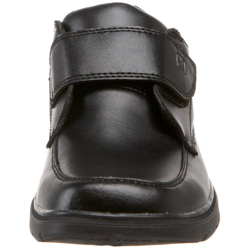 Sperry Top-Sider Miles Dress Shoe (Toddler/Little Kid/Big Kid),Black,5 W US Big Kid by Sperry (Image #4)