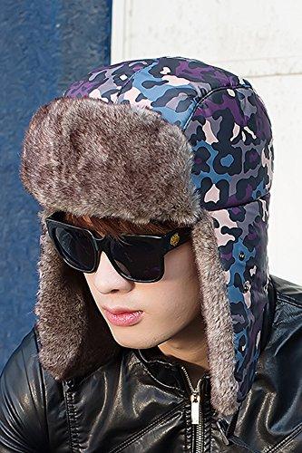 Generic new_men's_camouflage_Lei_Feng_ cap hat women girls e