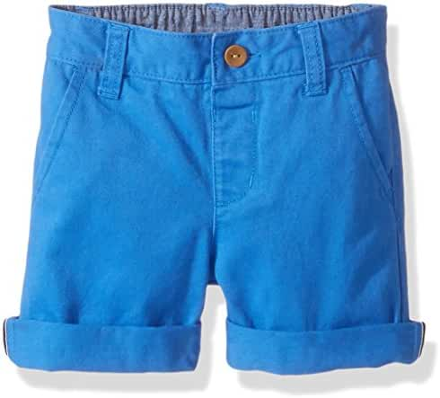Gymboree Baby Toddler Boys' Blue Rollup Short