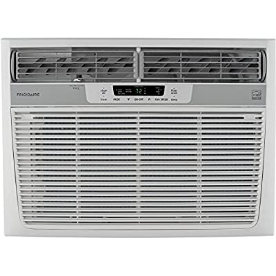 Frigidaire 18,500 BTU 230V Window-Mounted Median Air Conditioner with Temperature Sensing Remote Control