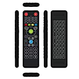 Best Docooler Tv Box Remote Controls - Docooler TZ18 2.4GHz Air Mouse Wireless Mini Keyboard Review