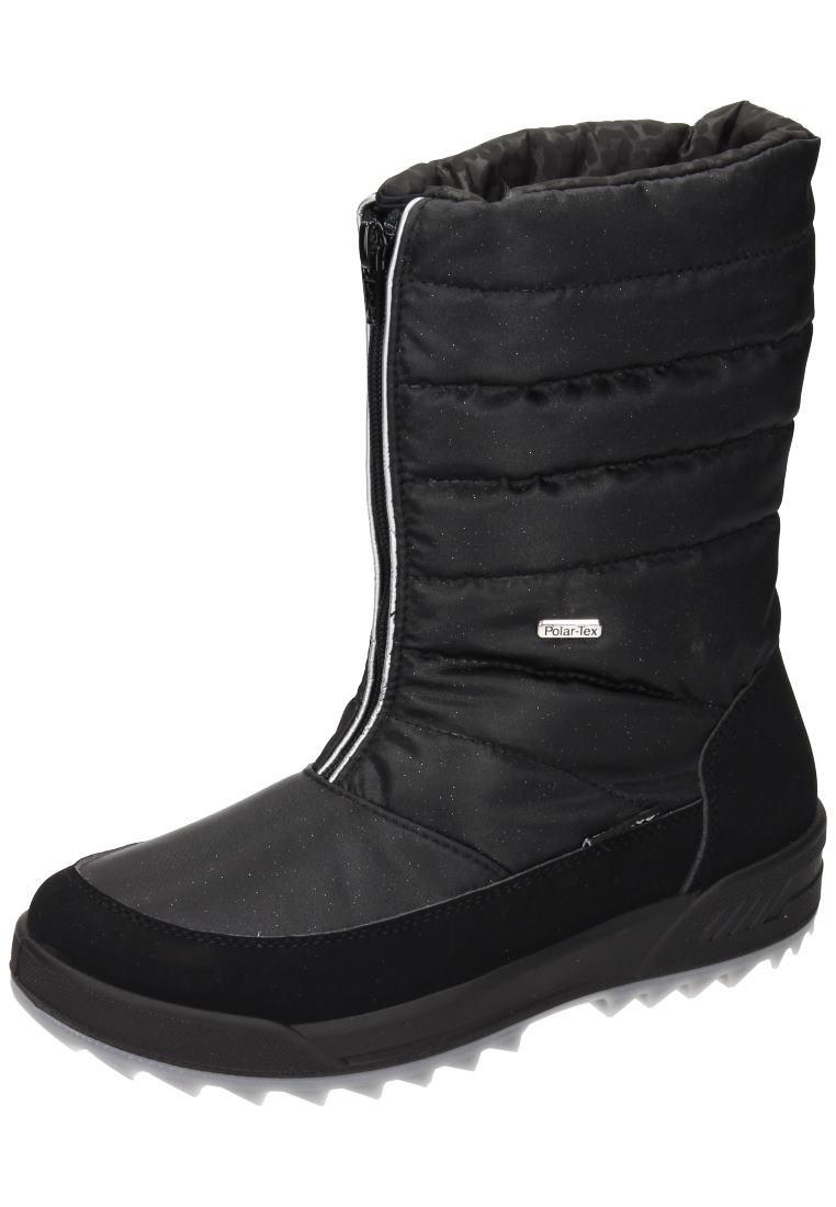 Polar-Tex Damen-Stiefel Schwarz 991177-1 38 EU Zapatos de moda en línea Obtenga el mejor descuento de venta caliente-Descuento más grande