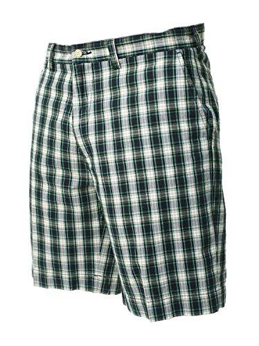 Plaid Walkshort (Polo Ralph Lauren Men's Cotton Plaid Walkshorts (32W))
