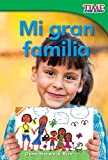 Introduce beginning readers to basic familiar vocabulary including family, mother, father, sister, brother, grandma, grandpa, and pets through vibrant images and informational, Spanish-translated text. About Shell Education Rachelle Cracchiol...