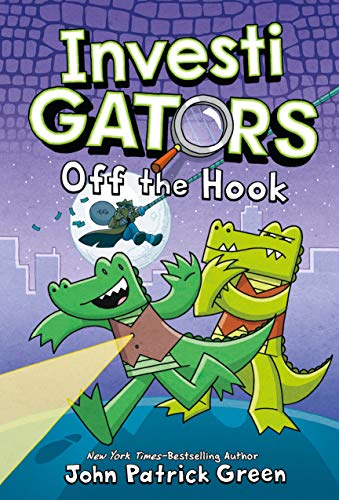 Book Cover: InvestiGators: Off the Hook