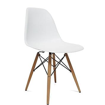 Prime Fine Mod Wood Leg Dining Side Chair Ibusinesslaw Wood Chair Design Ideas Ibusinesslaworg