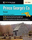 img - for Prince George's County MD Atlas book / textbook / text book