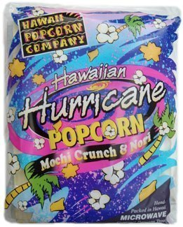 - Hawaiian Hurricane Microwave Popcorn Singles