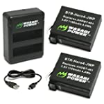 Wasabi Power Battery (2-Pack) and Dua...
