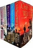 Jeffrey Archer Clifton Chronicles Series 5 Books Collection Set