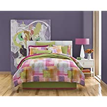 Block Party Comforter Set Full/Double By J Queen New York