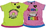 Just Love 15501-X-6-6X T Shirts for Girls (Pack of 2)