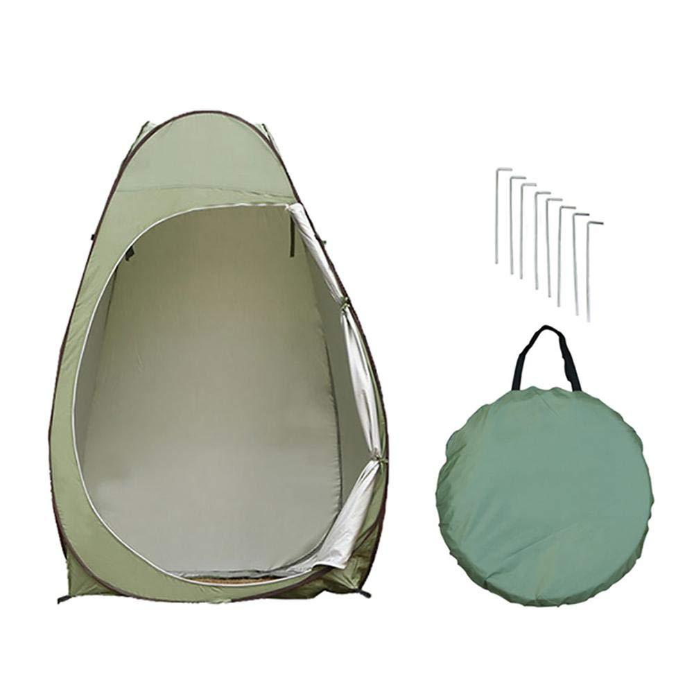 Intérieure pliable Intimité Pop Up Tente Portable Camping Douche Salle De Bains Toilette Vestiaire Beach Dressing Tent avec Sac De Transport