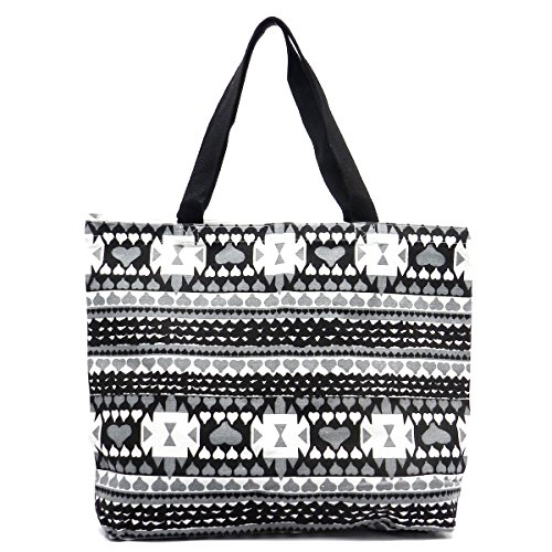 no-327-marrisa-trendy-shopper-shoulder-tote-handbag-hearts