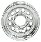 Aluminum Trailer Wheel Rim 16x6.5 Modular (8 Lug On 6.5'') 4.90'' Center Bore