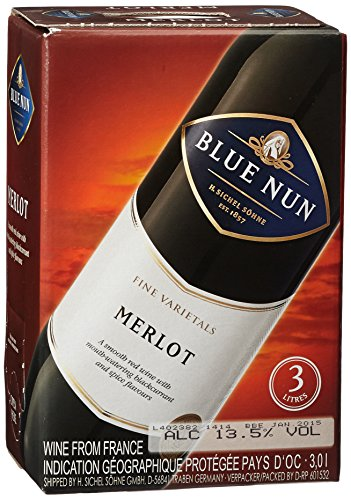 Blue Nun Merlot trocken Bag In Box (1 x 3 l)