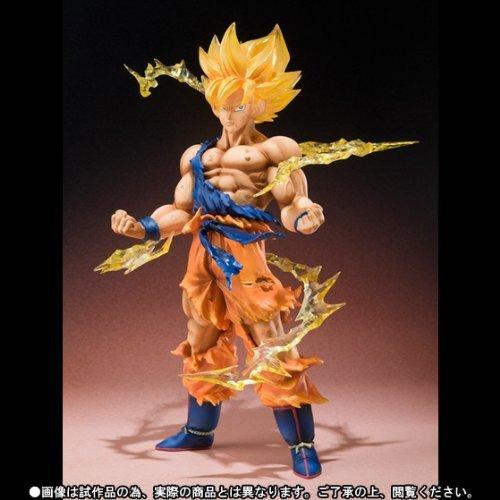 Soul web shop limited Figuarts ZERO Super Saiyan Goku