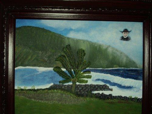 Hawaii Saint Damien by Masrc Takacs Hawaiian Collection