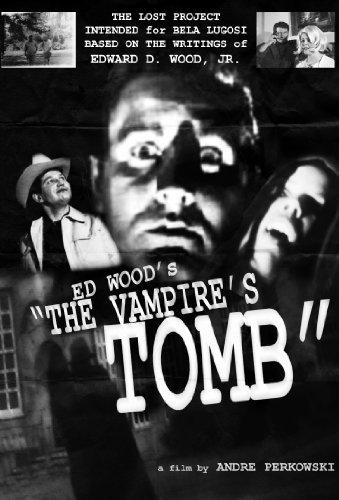 Vampira Ed Wood (Ed Wood's The Vampire's Tomb)