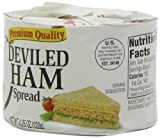 Underwood Deviled Ham Spread, 4.25 Ounce Cans