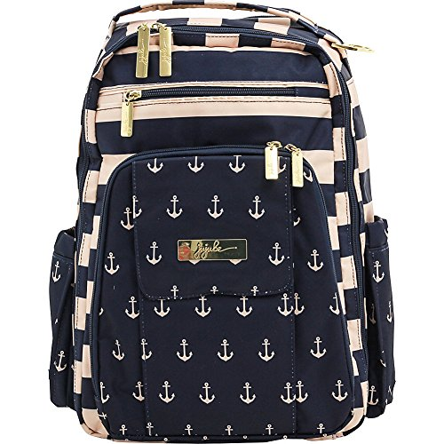 Ju-Ju-Be Legacy Nautical Collection Be Right Back Backpack D