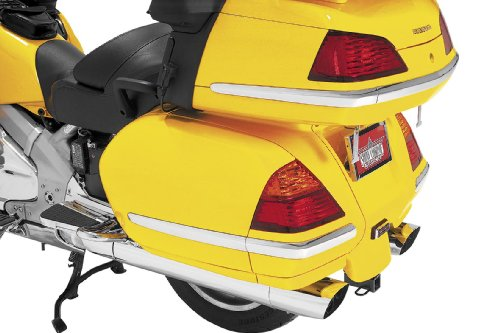 Chrome Saddlebag - Show Chrome Saddlebag Molding Inserts for Honda GL1800