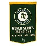 Winning Streak 139670 Oakland Athletics MLB Dynasty Banner