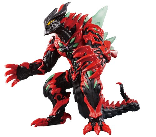 Ultraman zero monsters