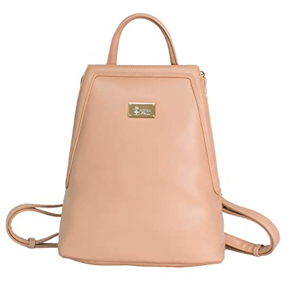 0807c998302 Swiss Miss Pink Women Backpack (WBP4A): Amazon.in: Bags, Wallets ...
