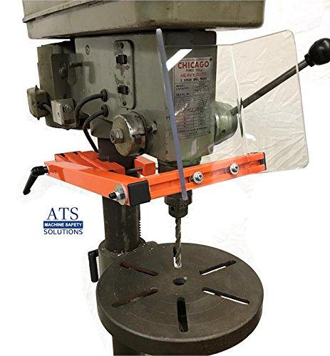 Drill Press Guard - ATS Econ-Series