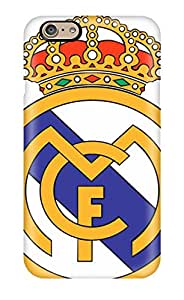 New Arrival Iphone 6 Case Real Madrid Fc Logo Case Cover