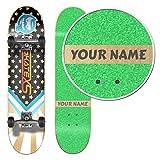SkateXS Personalized Beginner Starboard Street Skateboard