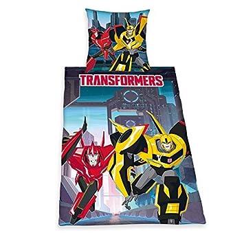 linge de lit transformers Parure Linge de lit Herding Transformers Linge de lit Robot  linge de lit transformers