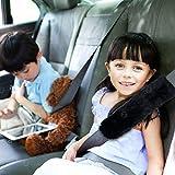Zone Tech Faux Sheepskin Seat Belt Shoulder