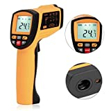GM1150 LCD Digital Non-Contact IR Thermometer Temperature Meter Gun Point -50 to 1150 Degree
