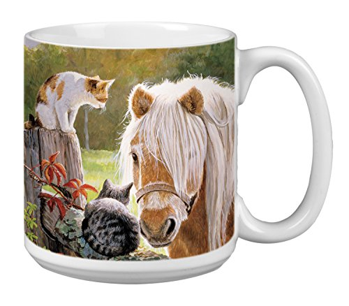 Horse Mugs Kritters In The Mailbox Horse Coffee Mug Gifts