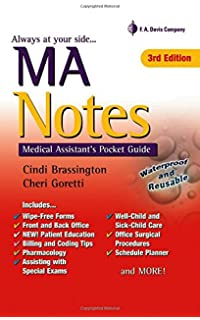 Lwws medical assisting exam review for cma rma cmas ma notes medical assistants pocket guide fandeluxe Gallery