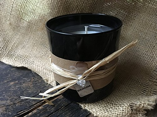 Handmade Namaste Candle, Crystal Quartz Gemstone, Balance | Spiritual, Reiki Charged, 11 Oz. ()