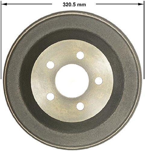 Bendix PDR0017 Rear Drum, 1 Pack by Bendix Premium Drum and Rotor (Image #2)