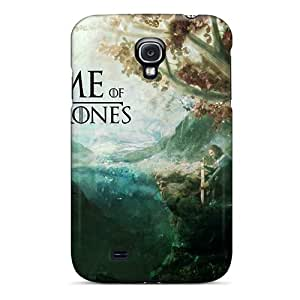 Protector Hard Cell-phone Cases For Samsung Galaxy S4 With Allow Personal Design Trendy Game Of Thrones Tv Series Skin AlissaDubois