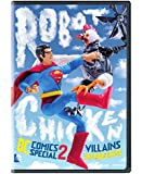 Robot Chicken DC Comics Special 2 : Villains in Paradise(DVD)