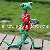 "Rango Movie Character Plush Stuffed Toy Lizard Doll 18"" Rango Soft Figure"