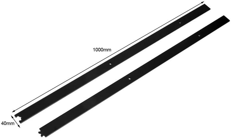 6.6FT Kit de rail de porte coulissante pour porte coulissante et porte coulissante