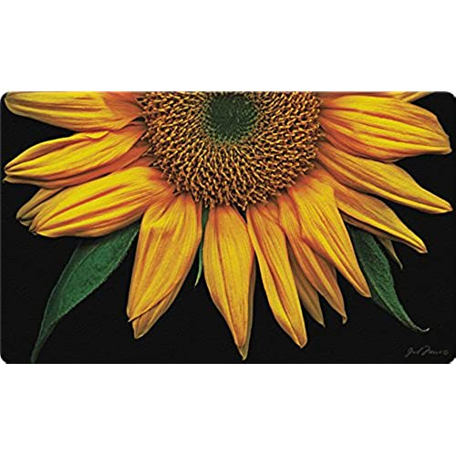 Sunflower Kitchen Rugs: Amazon.com